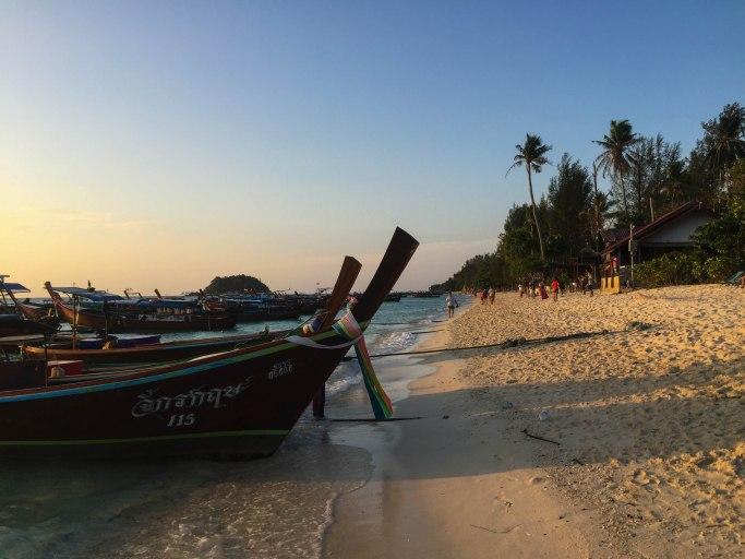 Mornings in Koh Lipe, Thailand