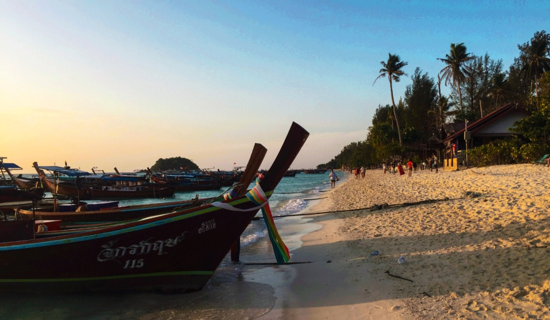 Morning in Koh Lipe